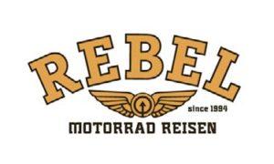 Logo REBEL Motorrad Reisen